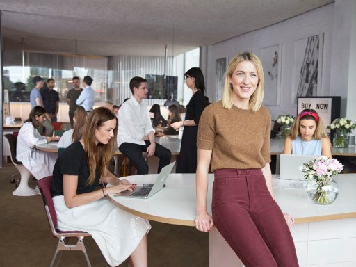 My London: Sophie Hill – CEO of Threads