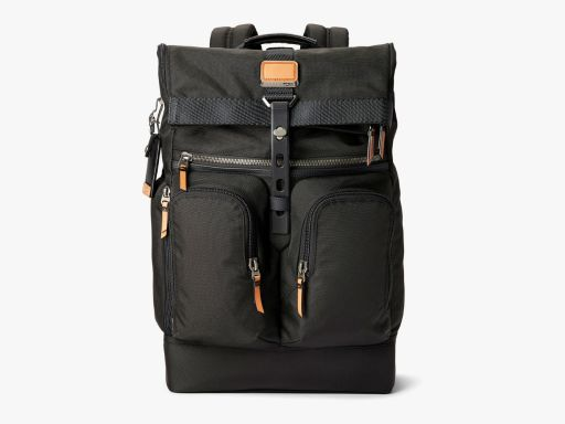 Tumi launches recycled bag collection