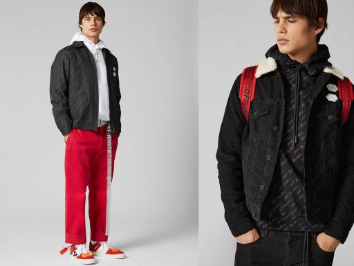 Mr Porter partners with Off-White on new collection