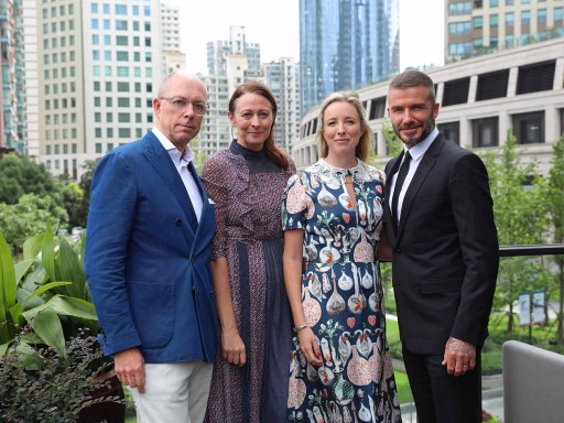 The BFC to showcase British brands at Shanghai Fashion Week