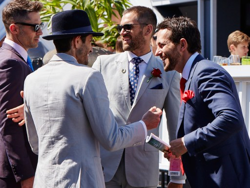Best London shops for Race Day suits