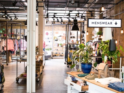 Top 5 Ethical Fashion Shops in London