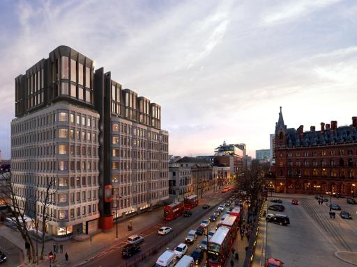 The Standard to open first UK hotel at King's Cross