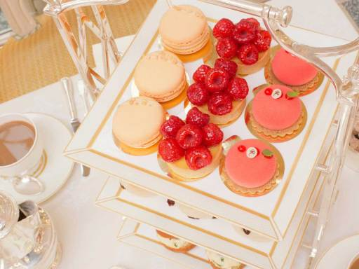 The Best Places to Go for Afternoon Tea in London