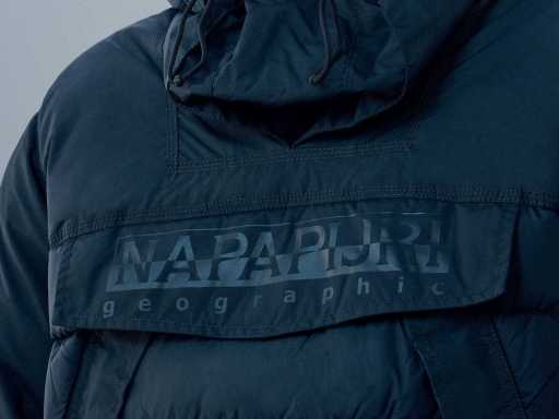 Napapijri designs 100% recyclable jacket