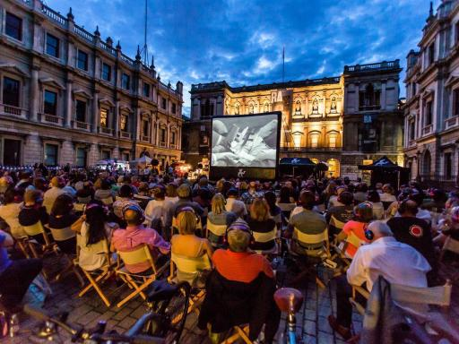5 of The Best Outdoor Cinemas in London You Must Visit This Summer
