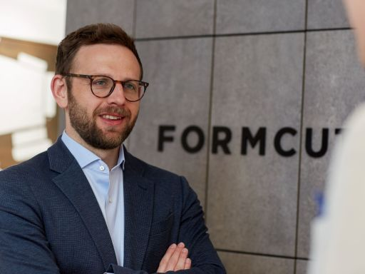 My London: Chris Richards – Co-founder of FORMCUT