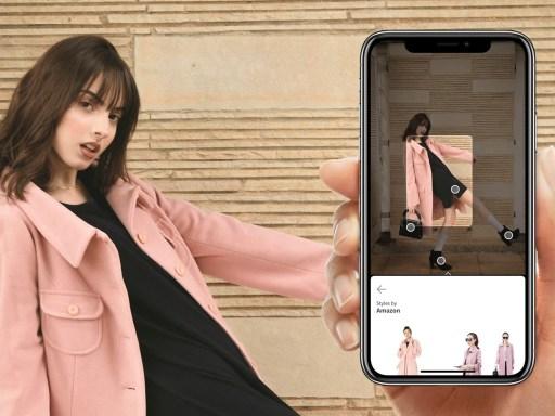 Amazon Fashion launches StyleSnap fashion matching app