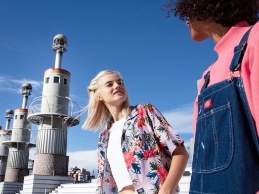 Dickies launch Engineered for Women