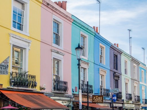 These are the Most Fashionable Neighbourhoods to Live in London in 2020