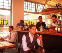 BackDoor Kitchen + Brixton = BackDoor Salon 18
