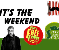 Things to do this weekend 1