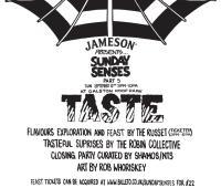Jameson Irish Whiskey 'Sunday Senses' TASTE - Dalston Roof Park - Interview 14