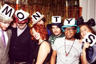 Monty's Single Movember Party! 31st October 17