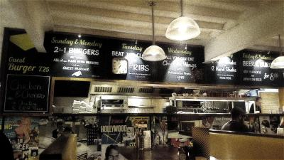 Exhibit Balham - Bar, Diner and Cinema – Review 18