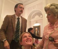 Faulty Towers Dining experience London
