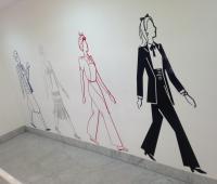 Woman Fashion Power Exhibition