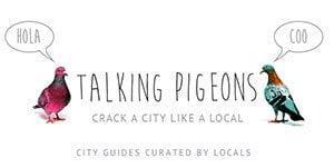 Talking Pigeons website