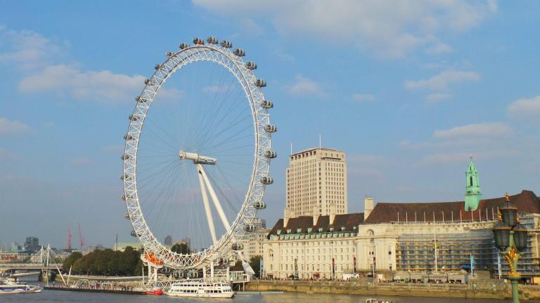 Garfunkel's #LondonLegend Tour 45