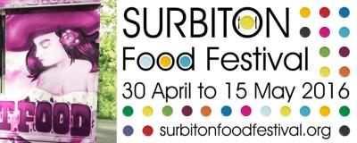 Surbiton Food Festival 30th April - 15th May 31