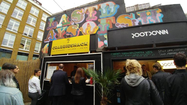 RED Market: Last Days of Shoreditch - Review 13