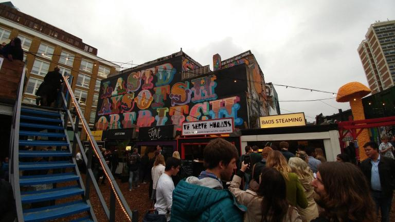 RED Market: Last Days of Shoreditch - Review 19