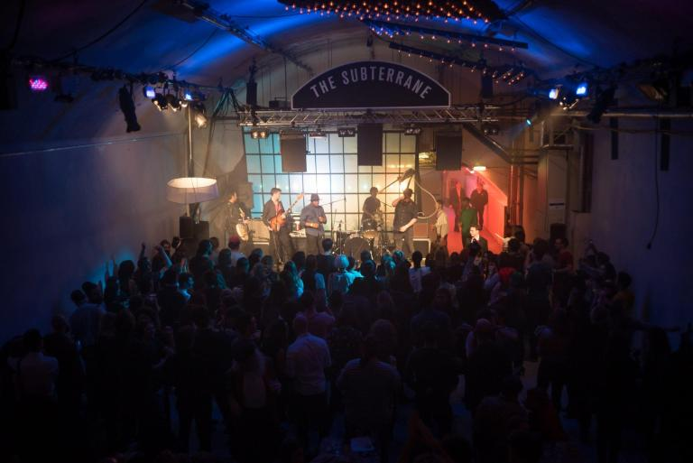 VAULT Festival -London's largest fringe arts event 25