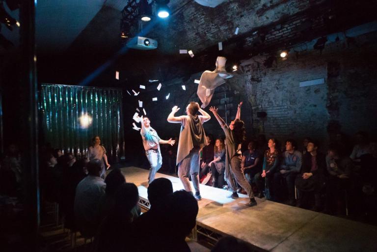 VAULT Festival -London's largest fringe arts event 15