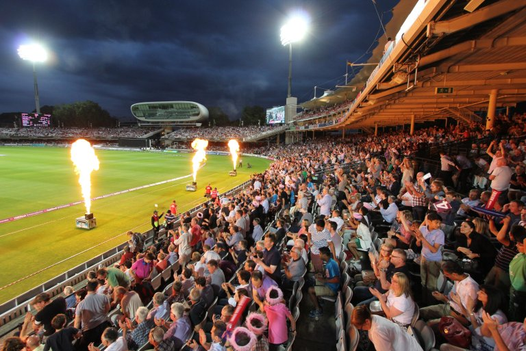 Middlesex vs Surrey T20 Blast, Lord's Cricket Ground, 13th July 2017 14