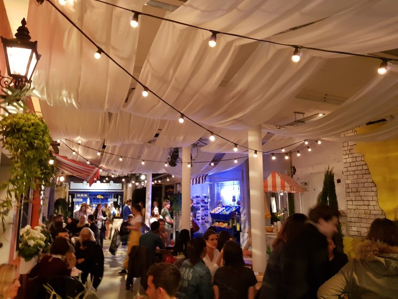 The House of Peroni Popup Review - Go before it's gone!! 29