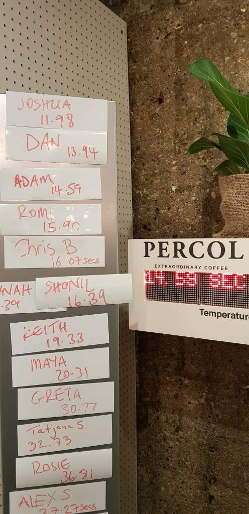 Percol Coffee brings 'The World's Most Sustainable Coffee Shop Pop-up' to Shoreditch 23