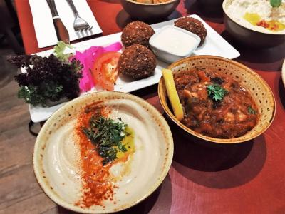 Share Dishes at Lazeez Tapas - Review 22