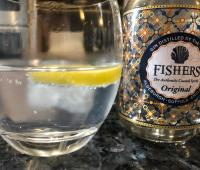 Fisher Gin Review - A coastal delight 80
