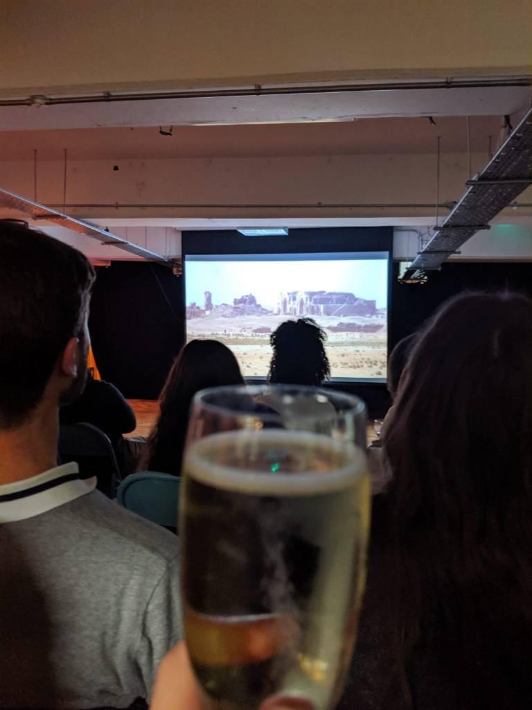 Peckham Levels cinema