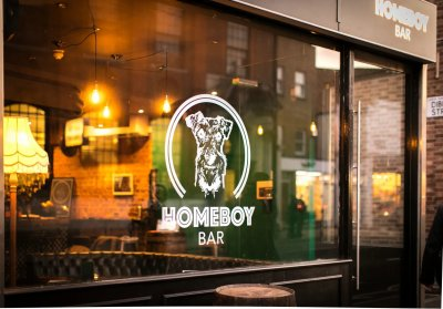 Islington gems: Homeboy bar (and the best cocktail of 2020) 14