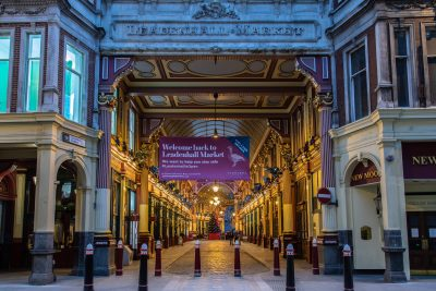 Celebrate Christmas at Leadenhall as Iconic Market Reopens 18
