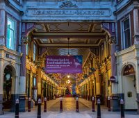 Celebrate Christmas at Leadenhall as Iconic Market Reopens 70