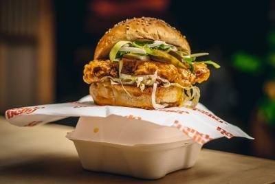 LOCKDOWN-BORN 'SOUL FOOD FUSION' SPOT BANDO BELLY IN PECKHAM OPENS 18
