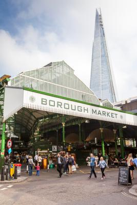 Borough Market Reopens for Al Fresco Dining and Extends Trading Hours to Include Sundays 40