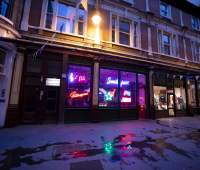 Electric City - Leadenhall Market announces Gods Own Junkyard takeover and neon film exhibition 8