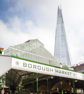 We Love Sundays at Borough Market : Iconic market opens for Sunday produce shoppers for first time in modern history 26