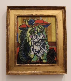 Picasso at the Tate Modern