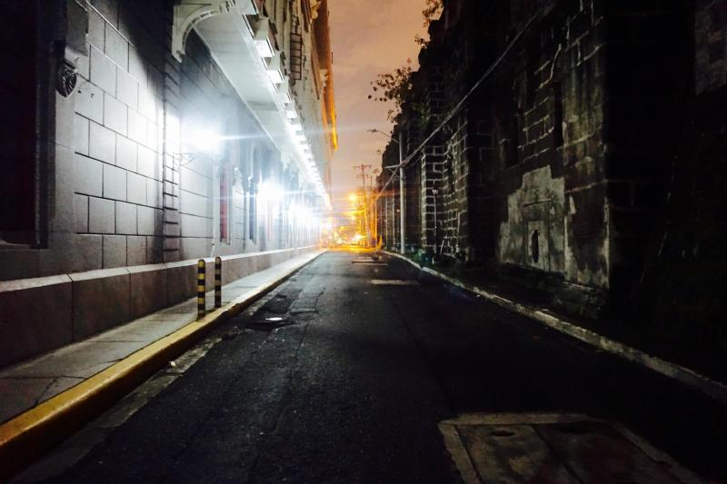 A haunted street