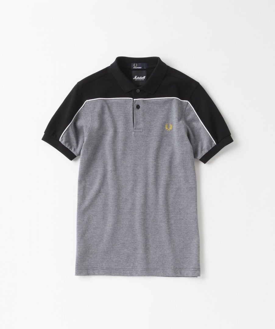 # Fred Perry × Marshall Amplification:音響大廠的時尚聯名 6