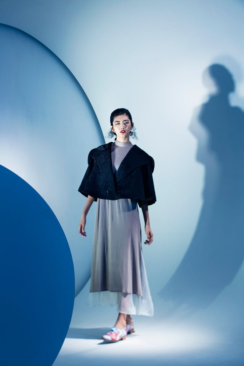 # Out Of Control:制度外的穿著比例 2016 SS 10