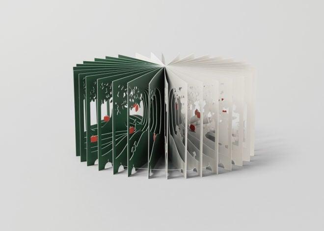 # 比立體書還厲害?: 大野友資 Yusuke Oono 的360°Book無死角紙雕兒童繪本 10