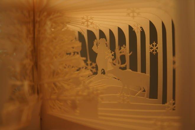 # 比立體書還厲害?: 大野友資 Yusuke Oono 的360°Book無死角紙雕兒童繪本 6