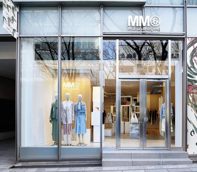 # MM6 Maison Margiela 日本首間旗艦店:表參道Hills 正式開幕! 2