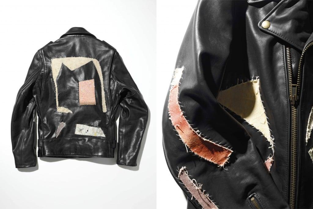 # The Black Leather Jacket 愛滋慈善拍賣:Barneys 攜手設計師黑色皮衣創作 17