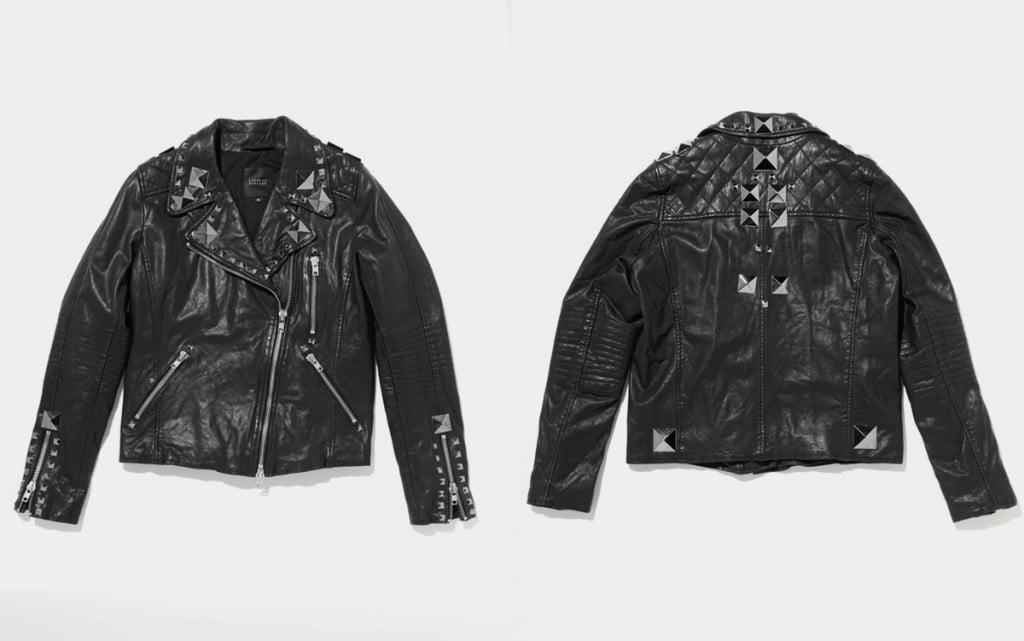 # The Black Leather Jacket 愛滋慈善拍賣:Barneys 攜手設計師黑色皮衣創作 9